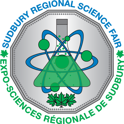 Sudbury Regional Science Fair Retina Logo